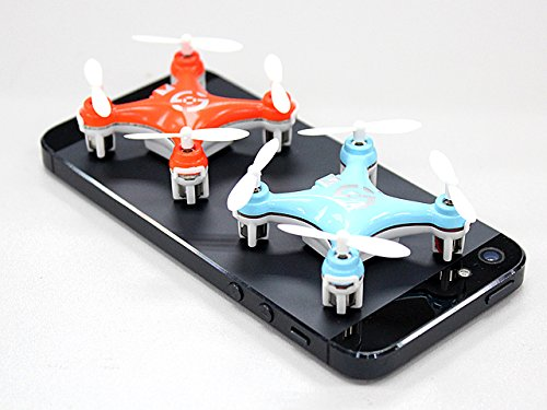 BlueBeach-Mini-Quadcopter-CX10-4x4cm-4-canaux-24GHz-3D-Gyro-UFO-Drone-Bleu-0-4