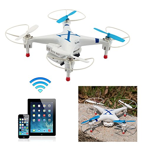 bluebeach quadcopter cx30w compatible ios drone pas cher. Black Bedroom Furniture Sets. Home Design Ideas