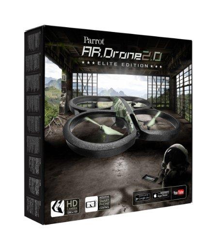 Parrot-ARDrone-20-Elite-Edition-Quadricoptre-tlcommand-Jungle-0-3