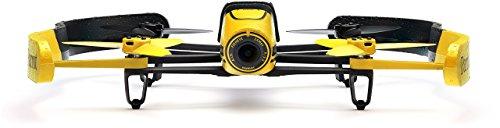 Parrot-BeBop-Drone-avec-Sky-Controller-Jaune-pour-SmartphoneTablette-0-0