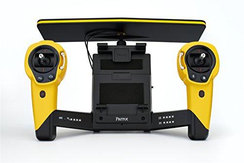 Parrot-BeBop-Drone-avec-Sky-Controller-Jaune-pour-SmartphoneTablette-0-2