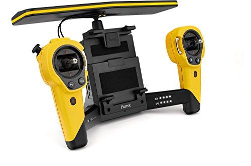 Parrot-BeBop-Drone-avec-Sky-Controller-Jaune-pour-SmartphoneTablette-0-3
