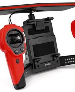 Parrot-Skycontroller-pour-Bebop-rouge-contrl-par-SmartphoneTablette-0