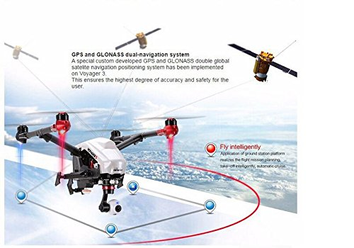 drone walkera voyager 3 quadricopt re rtf drone pas cher. Black Bedroom Furniture Sets. Home Design Ideas