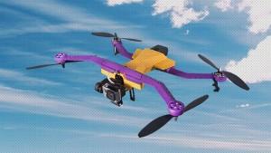 AirDog drone compact