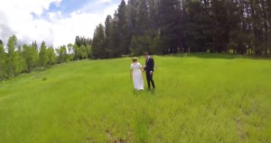 FAIL mariage drone