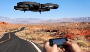 Parrot drone professionnel