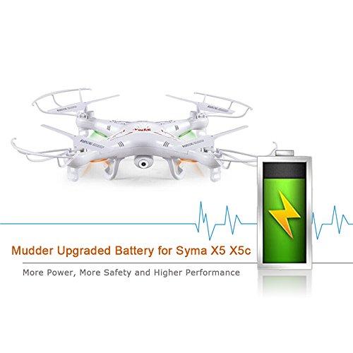Mudder-amlior-680mAh-37V-Lipo-batterie-rechargeable-pour-Syma-X5-x5C-quadricoptre-0-0
