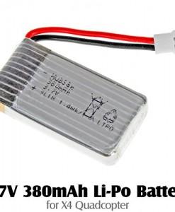 XT-XINTE-H107-A24-Batterie-pour-Hubsan-H107D-H107C-Quadrocopter-4-axes-Avion-RC-0