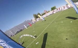 Course RC drone en vidéo