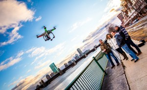 Fly4Me, Uber du drone