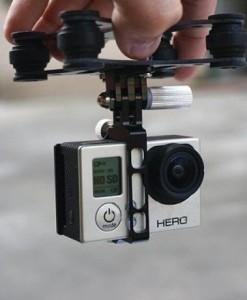 Nacelle-GoPro-Pour-DJI-4-axes-en-carbone-Gopro-Hero-3-FPV-0