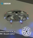Cheerson-CX-31-24-G-4CH-6-Axes-3D-Eversion-Headless-sans-Tte-RC-Quadcopter-UFO-0-0