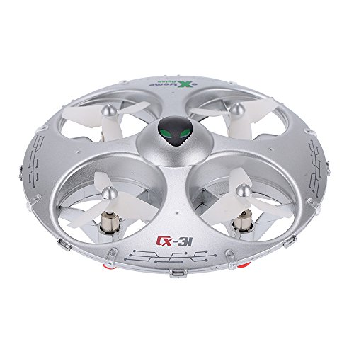 Cheerson-CX-31-24-G-4CH-6-Axes-3D-Eversion-Headless-sans-Tte-RC-Quadcopter-UFO-0-6