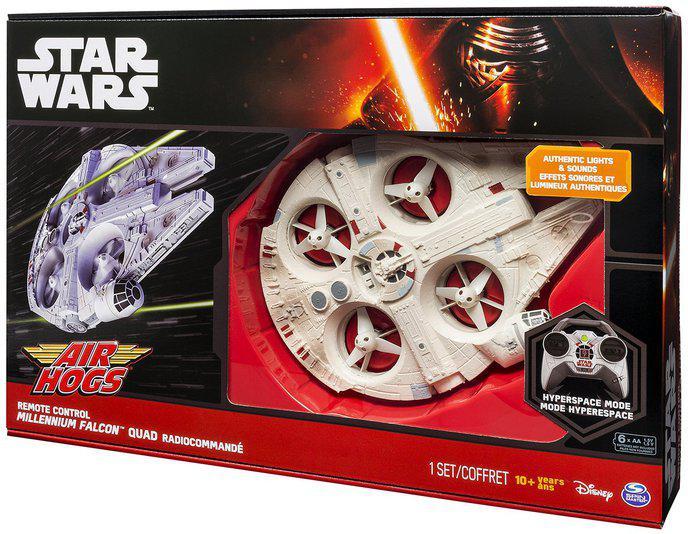 Drone Star Wars Faucon Millenium
